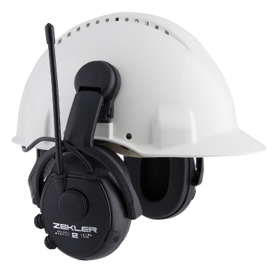Hearing protection ZEKLER 412RDH