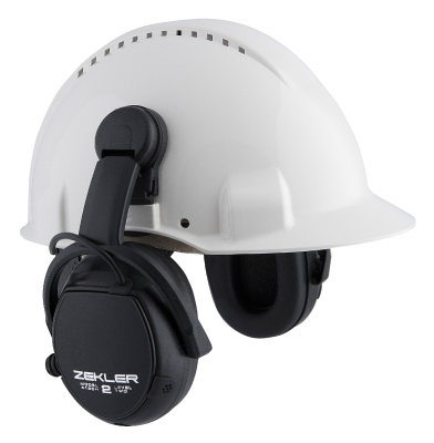 Hearing protection ZEKLER 412DH