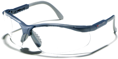 Protective reading spectacles ZEKLER 55 Bifocal