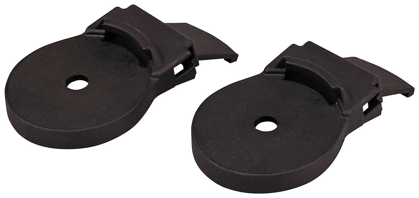 Bracket/adapter 61G 25 mm for visor carrier